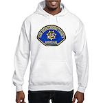 San Bernardino Marshal Hooded Sweatshirt