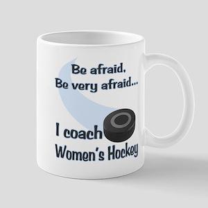 I Coach Women's Hockey Mug