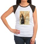 Wild Bill Hickock Women's Cap Sleeve T-Shirt