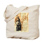 Wild Bill Hickock Tote Bag