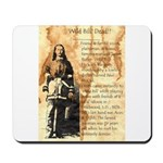 Wild Bill Hickock Mousepad