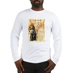 Wild Bill Hickock Long Sleeve T-Shirt