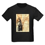 Wild Bill Hickock Kids Dark T-Shirt