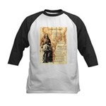 Wild Bill Hickock Kids Baseball Jersey