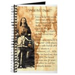 Wild Bill Hickock Journal