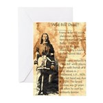 Wild Bill Hickock Greeting Cards (Pk of 20)