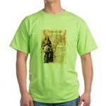 Wild Bill Hickock Green T-Shirt