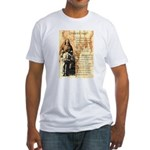Wild Bill Hickock Fitted T-Shirt