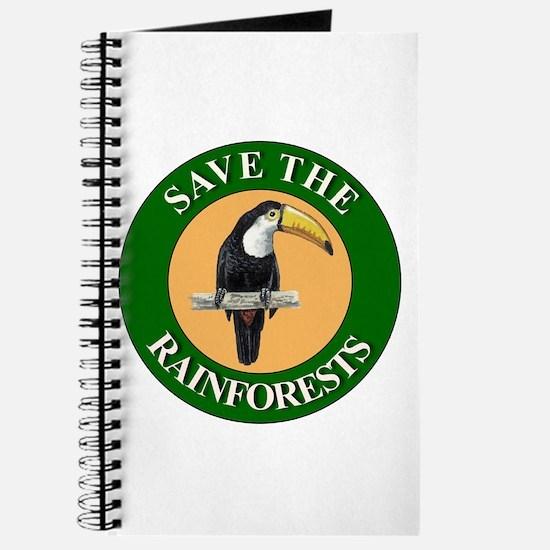 Save Rainforests Journal