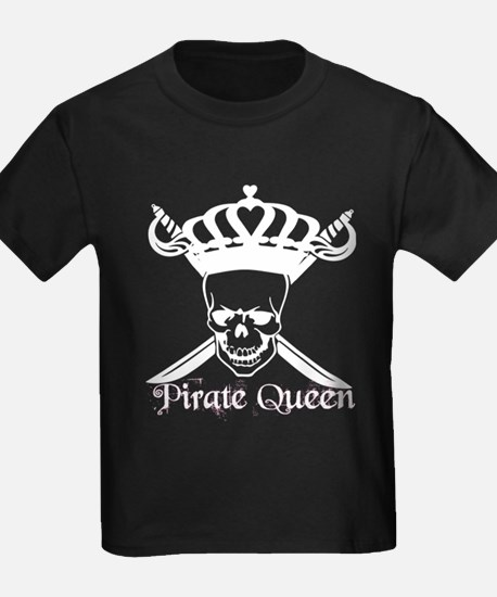 Pirate Queen Mom Happy Mothers Day T-Shirt