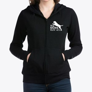 Wag More Bark Less Dog Pet Lover Sweatshirt