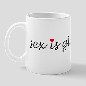 sex is gluten-free Mug