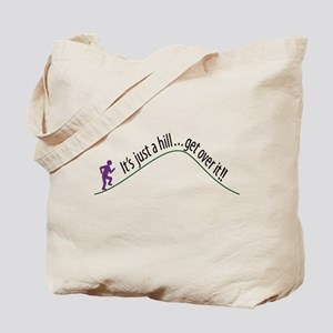 Get Over It (Running) Tote Bag