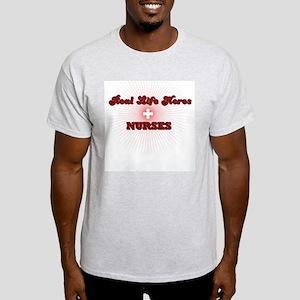 The Real Heros Light T-Shirt