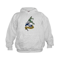 New Color Pipe Logo Hoodie