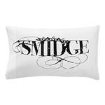 Smidge Logo Pillow Case