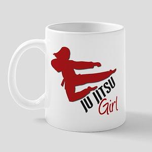 Ju Jitsu Girl Mug