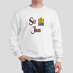 Sir Juan Sweatshirt
