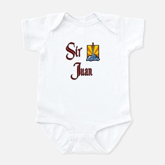 Sir Juan Infant Bodysuit