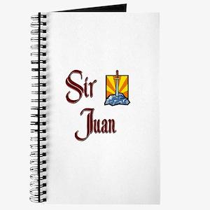 Sir Juan Journal