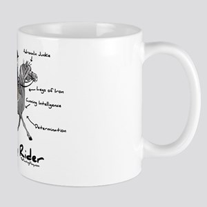 Pony Rider Equestrian Mug