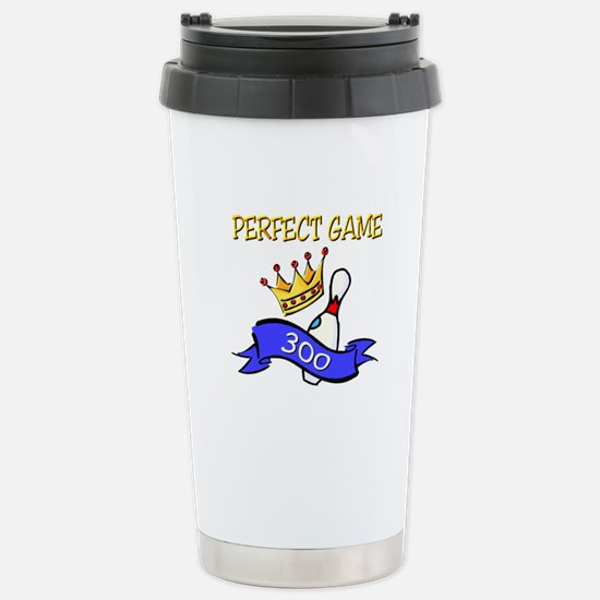 Perfect Game Stainless Steel Travel Mug
