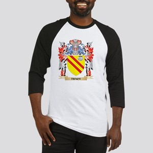 Tracy Coat of Arms - Family Crest Baseball Jersey
