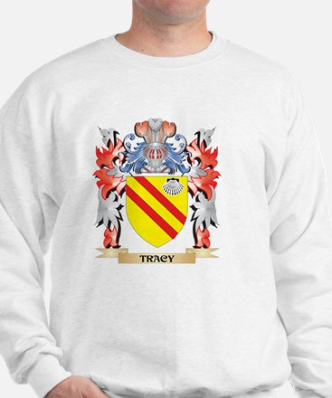 Tracy Coat of Arms - Family Crest Sweater