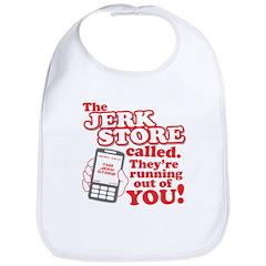 Jerk Store Bib