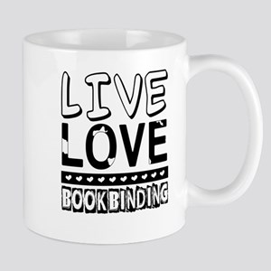 Bookbinder Mugs