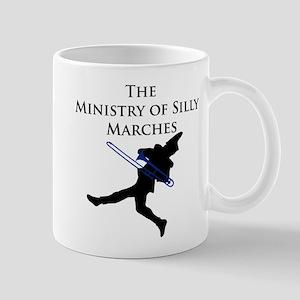 Ministry of Silly Trombones Mug