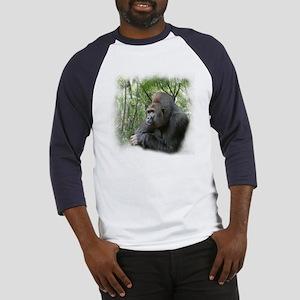 Jungle Gorilla Baseball Jersey