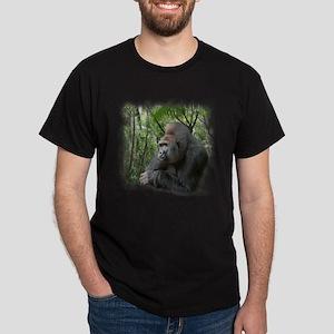 Jungle Gorilla Dark T-Shirt