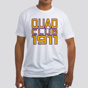 omega psi phi Fitted T-Shirt