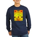 Composting Long Sleeve Dark T-Shirt