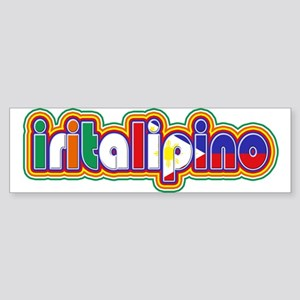 IriTaliPinay/Pino Bumper Sticker