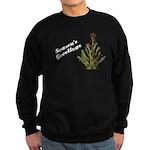 Season's Greetings - Holly Sweatshirt (dark)