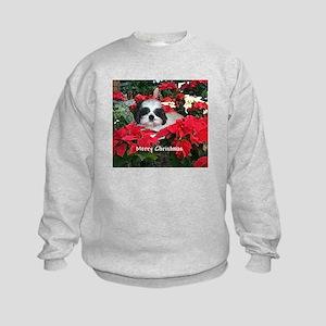 Puff Christmas Collectible Kids Sweatshirt