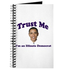 Trust Me I'm an Illinois Demo Journal