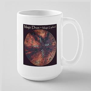 Large Shaman Drum Mug