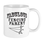Fab Fencing Parent Mug