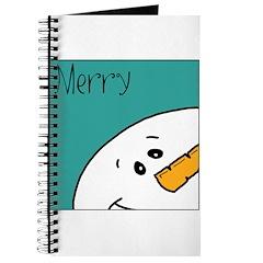xmas merry Journal