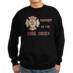Fire Chief Property Sweatshirt (dark)