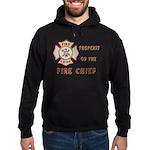 Fire Chief Property Hoodie (dark)