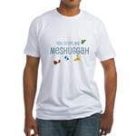 Meshuggah Fitted T-Shirt