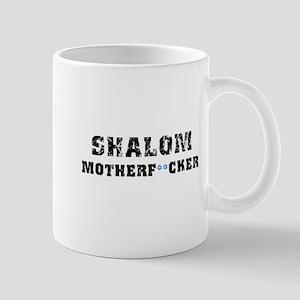 Shalom Motherf**cker Mug