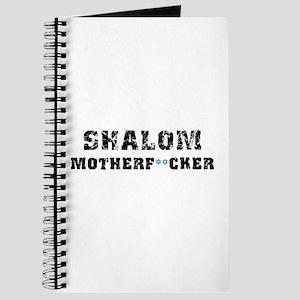 Shalom Motherf**cker Journal