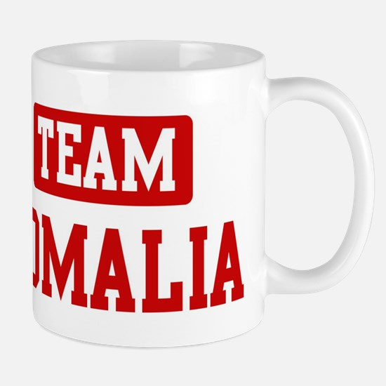Team Somalia Mug