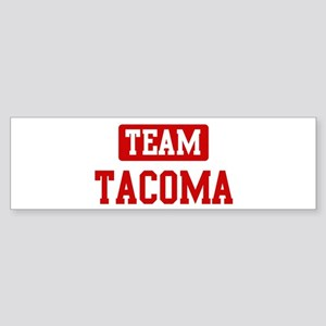Team Tacoma Bumper Sticker