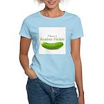 I have a Kosher Pickle Women's Light T-Shirt